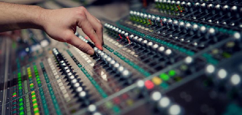 corsi tecnico del suono e Music production napoli